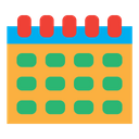 Calender Date Event Icon