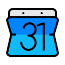 Calender Schedule Time Icon