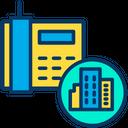 Telephone Service Telephone Communication Icon