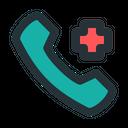 Call Center Healthcare Medical Icon