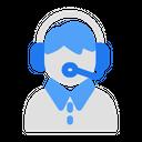 Avatar Help Support Icon