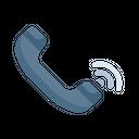 Speaker Call Receive Icon