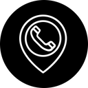 Call Place Icon
