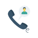 Call Services Support Icon