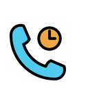 Call Time Timer Call Phone Icon