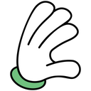 Calling Gesture Rude Gesture Hand Gesture Icon