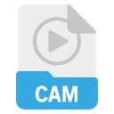 CAM File Icon