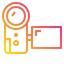 Camcorder Entertainment Media Icon
