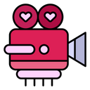 Camcorder Video Camera Movie Camera Icon