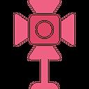 Camcorder Light Icon