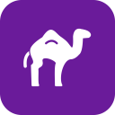 Camel Animal Arabian Icon
