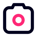 Camera Ui Ux Icon