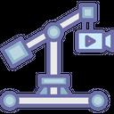 Camera Crane Icon