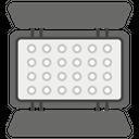 Camera Lights Studio Lights Spotlight Icon