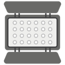 Camera Light Icon