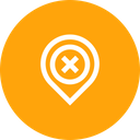 Cancel place Icon