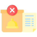 Cancle order Icon