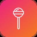 Candy Juicy Icecream Icon