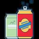 Cane Tin Liquor Icon