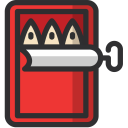 Canned Food Camping Icon