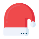 Cap Hat Santahat Icon