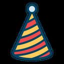 Cap Hat Newyear Icon