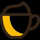 Cappuccino Mug Beverage Icon