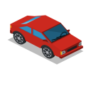 Car Front Icon