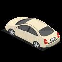 Car Back Icon