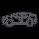 Car Auto Automobile Icon