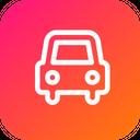 Car Vehicle Wheel Icon