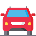 Car Booking Car Travelling Cab Icon