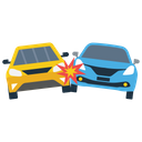 Car Collision Icon
