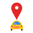 Car Location Suspect Icon