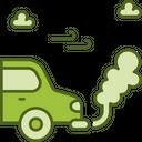 Car Pollution Air Pollution Pollution Icon