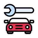 Setting Car Maintenance Icon