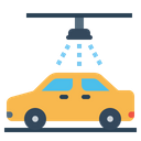 Car Soap Sponge Icon