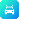 Car Taxi Cab Icon