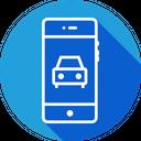 Car Vehicle Ui Icon