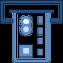 Card Atm Machine Bank Card Icon