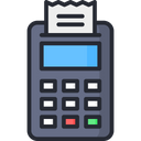Card swipe machine Icon