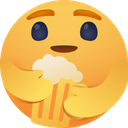 Care emoji with beer Icon