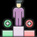 Career Advancement Progress Career Growth Icon