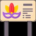 Carnival Billboard Icon