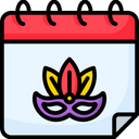 Carnival Date Icon
