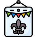 Carnival Poster Icon