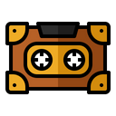 Cassette cartridge Icon