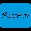 Cc Paypal Technology Logo Social Media Logo Icon