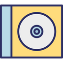 Cd Cd Case Compact Disk Icon