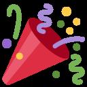 Celebration Party Popper Icon